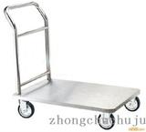 不锈钢平板送料车